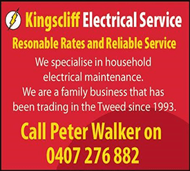 Kingscliff Electrical Service