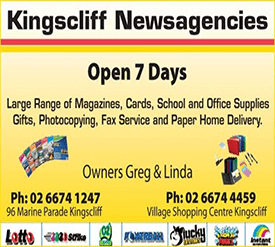 Kingscliff Newsagencies